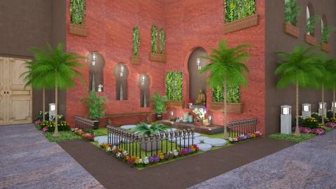 Palace Garden - Garden  - by Joao M Palla