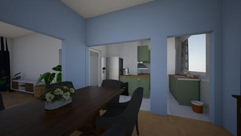 Home By UglyDucklings - Modern - Dining room  - by UglyDuckling Designs