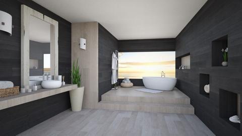 MND 3 - Bathroom  - by Avalonme