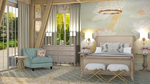 Blurry Bedroom - Bedroom  - by jjp513