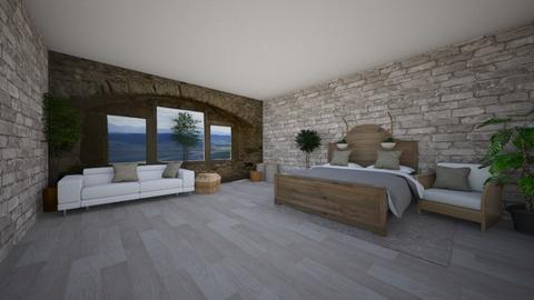 Aurora - Modern - Bedroom  - by Maria Rachel