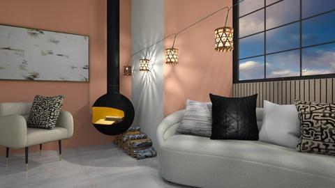 Nala - Living room  - by Meghan White