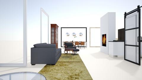 Waldeck Pyrmontlaan 10 2 - Living room  - by nadinetenhave