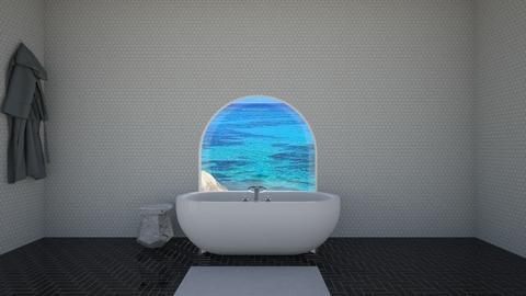 island paradise - Modern - Bathroom  - by taebay1 OSG