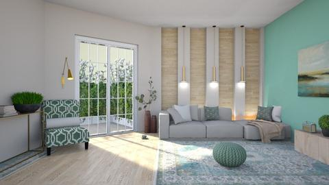 Contest - Country - Living room  - by gaietta_aa