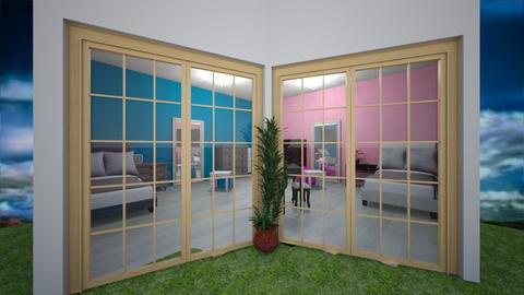 Two split bedroom - Bedroom  - by deleted_1618448458_Diona101