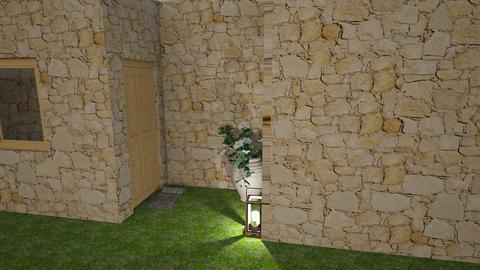 exroom1f - Garden - by decobiz