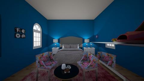 room1 - Bedroom  - by yulia vera