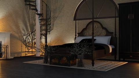 1 1 7  - Bedroom  - by helsewhi