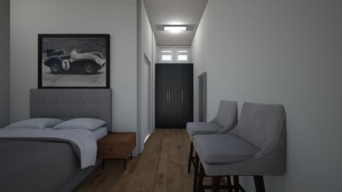 room - Bedroom  - by Architectdreams