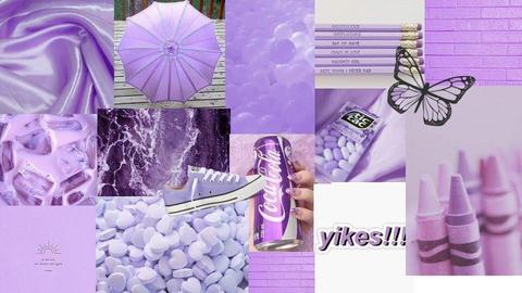 Purple Aesthetic - by Kashley Den