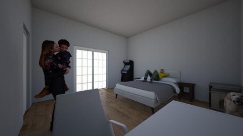 QURTO DE SONHO 11 - Modern - Bedroom - by Martim Teixeira