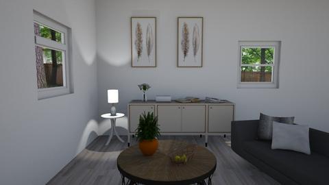 Citizen OAK - Rustic - Living room  - by RusticandBeautiful