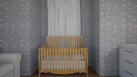 kylee anderson nursery  - Kids room  - by aevans1