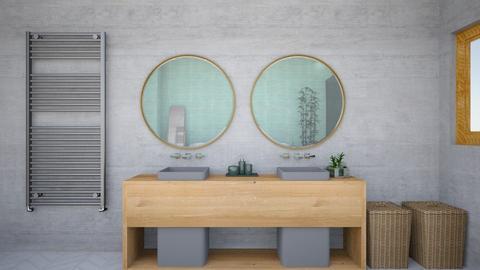MORIS - Bathroom  - by LITALSOL1986