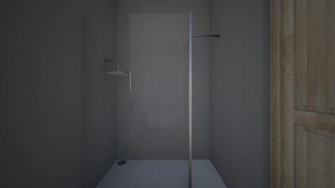 Amy Math Project - Bathroom  - by amyster_3