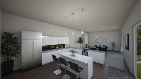 Modern kitchen - Modern - by ana pogorelec