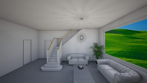 stairs - Living room  - by LD16