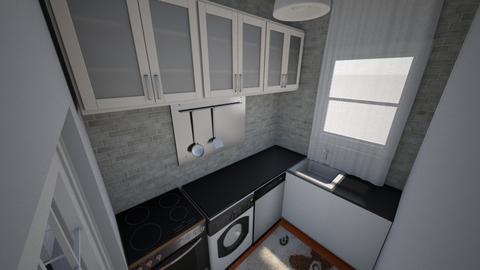 mutfak 8 - Kitchen  - by filozof