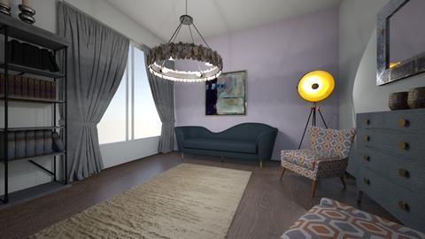Ures szoba berendezes1 - Living room  - by bildiko