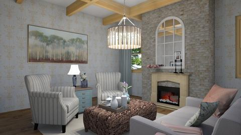 new country - Country - Living room  - by steker2344