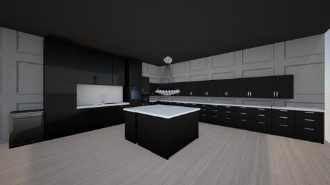 Saras kitchen - Kitchen  - by qw0fij