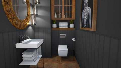 Toilet - Bathroom  - by Charipis home
