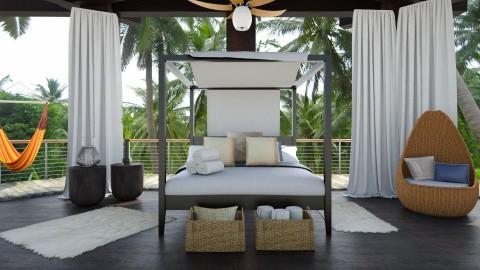 thai - Bedroom  - by ANAAPRIL