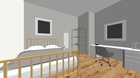 Teenage Bedroom - by Architect G