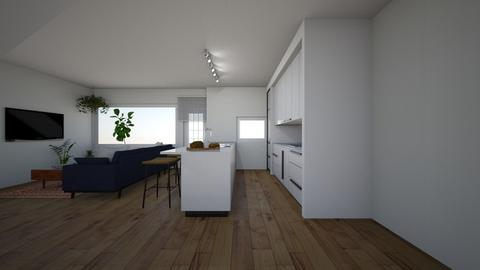Liraz 12 - Living room  - by erlichroni