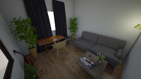 cabinet - Living room  - by gornostaff