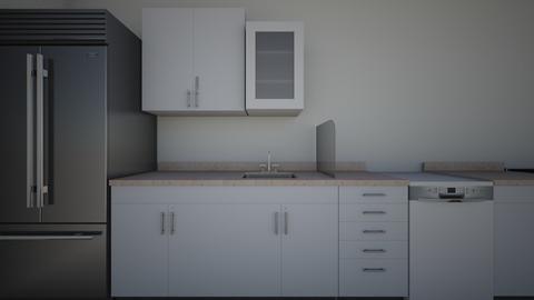 Interior Design_Kitchen - Kitchen  - by ryleesimmons
