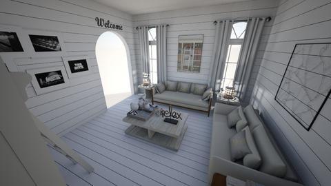 random room - by lanaysha