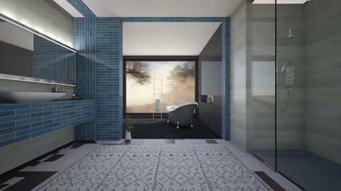 2021 Interior remix - Bathroom  - by Doraisthe_nameofmydoggo12345