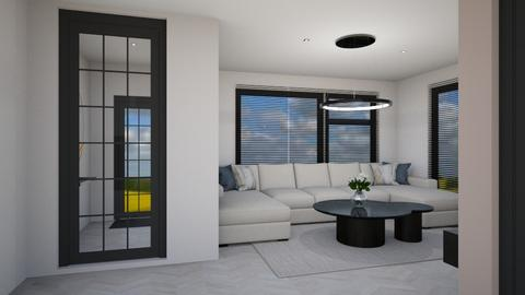 Nieuw ontwerp panorama - Living room  - by Claradanixx