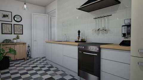 Kitchen - Kitchen - by Tuija