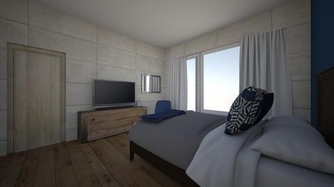 Simona - Modern - Bedroom  - by SimonaSv