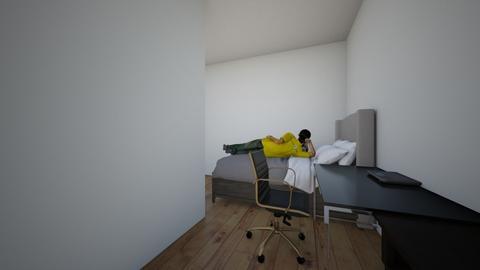 faresroom - Bedroom  - by fares_medina
