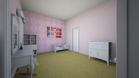 Bonnies room - Kids room  - by magdalena86