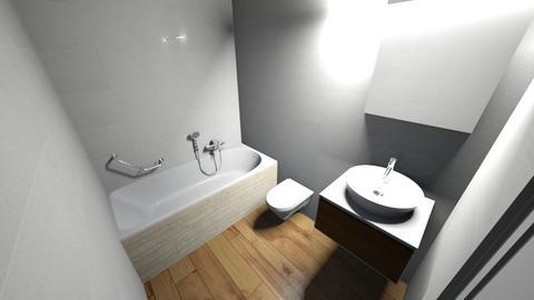 Shower - Bathroom  - by New flat