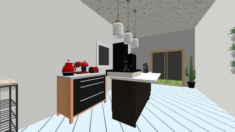 dream Kitchen - Kitchen - by deleted_1589337418_knathan