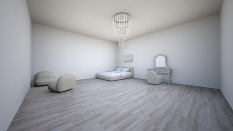 BLURRY - Modern - Bedroom  - by inyat