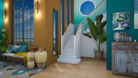 Hallway - by Feeny