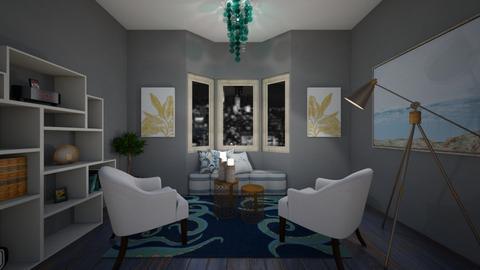 city - Classic - Living room  - by ddog81