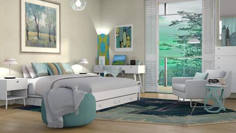 M_ Calypso - Bedroom  - by milyca8