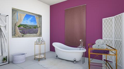 levender bath - Bathroom - by nikolin_