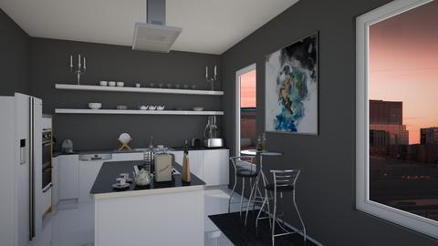 Nddnt - Minimal - Kitchen  - by emivim