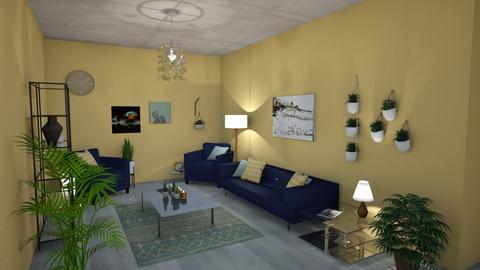 living room  - Living room - by Jennifer Baines