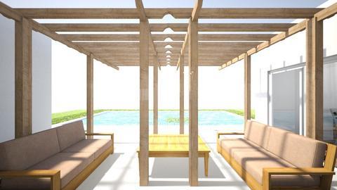 dream house - Garden  - by monicalc432