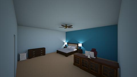 A - Bedroom - by Rsvo64